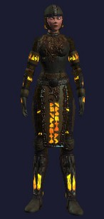 Wildhide (Armor Set) (Visible, Female)