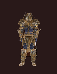 Challenger's Dreadnaught (Armor Set) (Visible, Male)