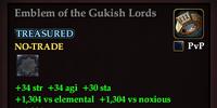 Emblem of the Gukish Lords