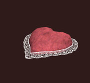 Red-heart-shaped-pillow
