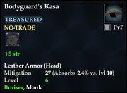 Bodyguard's Kasa
