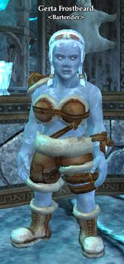 Gerta Frostbeard