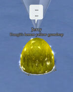 Lemon Yellow Gumdrop (Equipped)