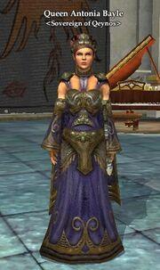 Queen Antonia Bayle (Queen Antonia's Chambers)
