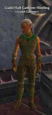 Guild-gatherer