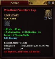Woodland Protector's Cap