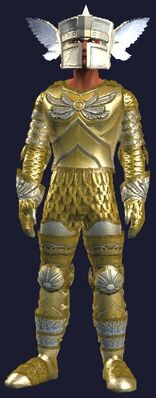 Angelic Soul (Armor Set) (Visible, Male)
