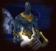 Lore and Legend Djinn