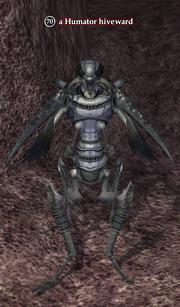 A Humator hiveward
