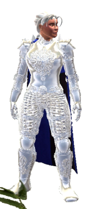 Ceremonial Armor of Marr