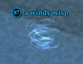 A windy wisp