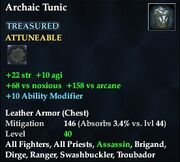Archaic Tunic