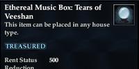 Ethereal Music Box: Tears of Veeshan