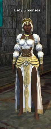Lady Greensea