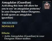Amygdalan (Guardian)