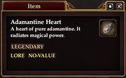 Adamantine Heart