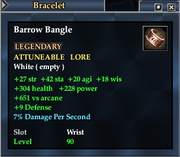 Barrow Bangle