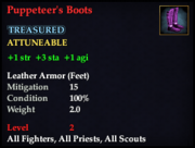 Puppeteer's Boots