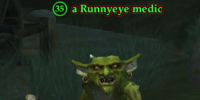 A Runnyeye medic (Enchanted Lands)