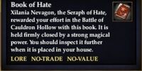 Book of Hate