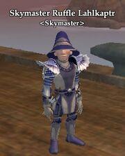 Skymaster Ruffle Lahlkaptr