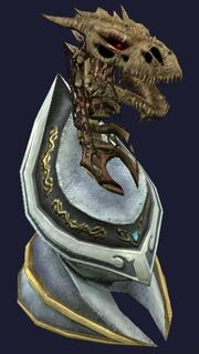 Trophy Tarinax's Head (Visible)