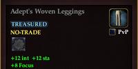 Adept's Woven Leggings