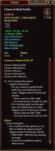 Charm of Brell Serilis