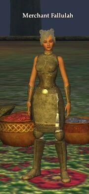 Merchant Fallulah