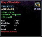 Ring of Desolation