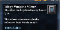 Wispy Vampiric Mirror
