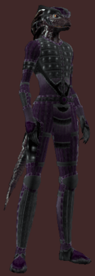 Stormbringer's Venerable (Armor Set) (Visible, Female)