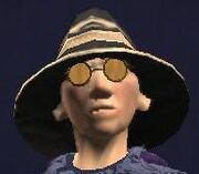 Hoo'Loh's Conjuring Hat (Visible)