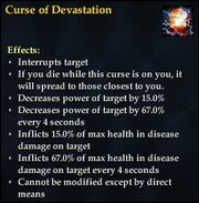 Curse of Devastation