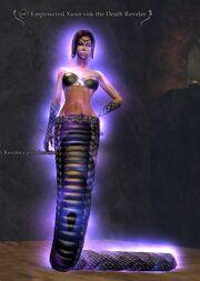 Empowered Xuun'vok the Death Reveler
