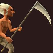 Kohr'athian Reaper (Equipped)