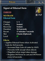 Signet of Ethereal Form