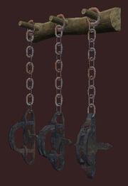 Hanging-torturous-trap