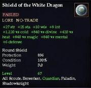 Shield of the White Dragon