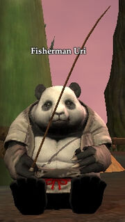 Fisherman Uri