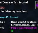 Rune: Damage Per Second