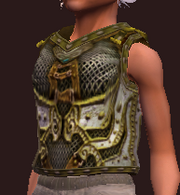 Vesspyr Scout's Steel Chainmail (Equipped)