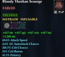 Bloody Ykeshan Scourge