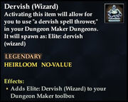 Dervish (Wizard)