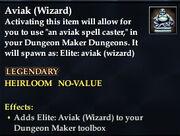 Aviak (Wizard)