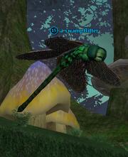 A swampflitter