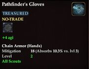 Pathfinder's Gloves