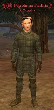Patrolman Fanthis