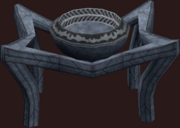 Veeshenna Tol Altar Table (Placed)