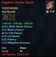 Pugilist's Poison Pouch